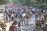 VIDEO: सात सूत्री मांगों को लेकर प्रदेश भर के सरकारी कर्मचारियों ने किया प्रदर्शन