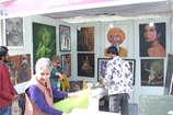 VIDEO: कुछ इस तरह लोगों को आकर्षित कर रहा है जयपुर आर्ट समिट