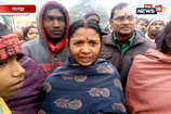 VIDEO : नालंदा में मजदूर की मौत, सड़क जाम