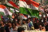 VIDEO: भाजपा की नीतियों के खिलाफ कांग्रेस ने निकाली जनजागृति रैली