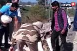VIDEO: पुलिस प्रताड़ता से परेशान व्यक्ति ने ट्रेन से कटकर दे दी जान