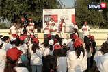 VIDEO: जयपुर में ग्लोबल मेंटरिंग वॉक में महिलाओं ने लिया हिस्सा