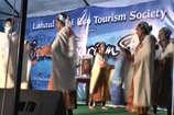 VIDEO: लाहौल स्पीति में लाहैल टूरिज्म फेस्टिवल शुरु, लोक गीत व नृत्य ने बांधा समां