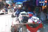 VIDEO: सोलन में तह बाजारियों से परेशान हैं स्थाई दुकानदार
