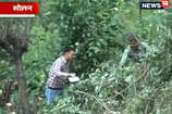 VIDEO: विधानसभा अध्यक्ष राजीव बिंदल ने रोपे पौधे, हिमुडा ने काट डाले