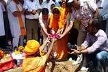 उच्च शिक्षामंत्री माहेश्वरी ने रखी कन्या महाविद्यालय की आधारशिला