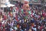 सुजानगढ़ में मातमी धुनों के बीच निकले ताजिये