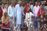 VIDEO: 103 दिव्यांग लाभार्थियों को वितरित किया गया ट्राई साइकिल