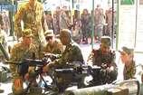 VIDEO: यहां INDIA-US ARMY आतंकवाद से लड़ने को कर रही है युद्धाभ्यास