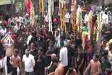 VIDEO: बुरहानपुर में निकला शहादत का मातमी जुलूस