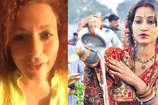 भोजपुरी छठ गीत गा रही है विदेशी महिला, पहले नहीं देखा होगा ऐसा अंदाज