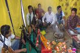 VIDEO: दशहरा पर कांकेर पुलिस ने की अपनी शस्त्रों की पूजा