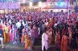 VIDEO: स्वर्णकार डांडिया महोत्सव-2018 में जमकर थिरके लोग