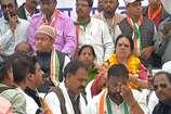 गिरिजा व्यास और विवेक कटारा ने कार्यकर्ताओं में भरा जोश