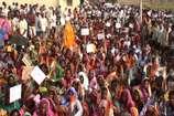 VIDEO: संताल परगना को सूखा ग्रसित घोषित करने की मांग को लेकर कांग्रेस का घेराव