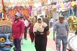 VIDEO : रांची में छठ पर्व पर मुस्लिम बहुल इलाके में की गई सजावट
