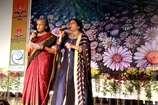 महिला चिकित्सकों ने दिखाई नृत्य व गायन की प्रतिभा