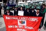 स्वच्छता को लेकर मनाली में निकली जागरूकता रैली