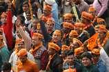 धर्मसभा में सरकार को चेतावनी- राम मंदिर नहीं बना तो चुप नहीं बैठेंगे