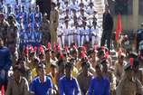 गुमला में एनसीसी के दस दिवसीय कैंप का हुआ आयोजन, 500 से ज्यादा कैडेट ने लिया भाग