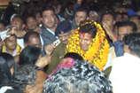 VIDEO: कोंडागांव में जीत के बाद मोहन मरकाम का इस तरह हुआ स्वागत