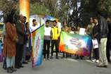 VIDEO: नाहन से पांवटा साहिब पहुंची 'स्वस्थ भारत यात्रा', रैली में शामिल हुए स्कूली बच्चे