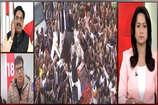 VIDEO- HTP: क्या प्रियंका गाँधी के रोडशो से कांग्रेस का वोटबैंक बढ़ेगा?