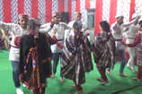 VIDEO: राजा बलि की पूजा अर्चना के बाद शुरू हुआ जुकारु उत्सव