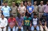 जयपुर में चेन स्नैचर गैंग के 5 बदमाश समेत 7 गिरफ्तार, लूट की डेढ़ दर्जन वारदातों का हुआ खुलासा