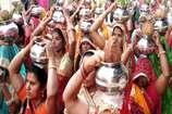 VIDEO: प्रतापगढ़ के खेरोट में राव समाज की ओर से निकाली गई शोभायात्रा