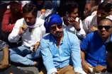 अलवर गैंगरेप केस: भीम आर्मी का जयपुर में प्रदर्शन, पुलिस हिरासत में चंद्रशेखर