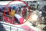 CCTV: 4 पूड़ी और सब्जी के चक्कर में 50 हजार रूपये से हाथ धोया