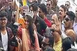 मिस इंडिया का खिताब जीतने के बाद सुमन राव पहुंची उदयपुर