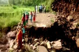 आजाद हिंद के इस योद्धा के गांव में नहीं है जरूरी सुविधाएं