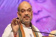 हार में भी जीत खोज रही कांग्रेस, जनादेश के खिलाफ अपवित्र गठबंधन: अमित शाह
