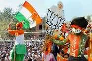 Chhattisgarh Election Result 2018: रुझानों के अनुसार छत्तीसगढ़ में  कांग्रेस की सरकार, रमन सिंह, जोगी आगे चल रहे हैं
