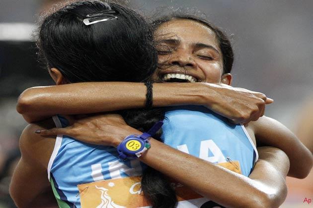 भारत की प्रीजा श्रीधरन ने 31 मिनट 50.47 सेकेंड समय के साथ पहला स्थान हासिल किया जबकि कविता रावत ने 31 मिनट 51.44 सेकेंड समय के साथ रजत जीता। तीसरे स्थान पर बहरीन की शिताया बहतेगैब्रिएल रहीं।