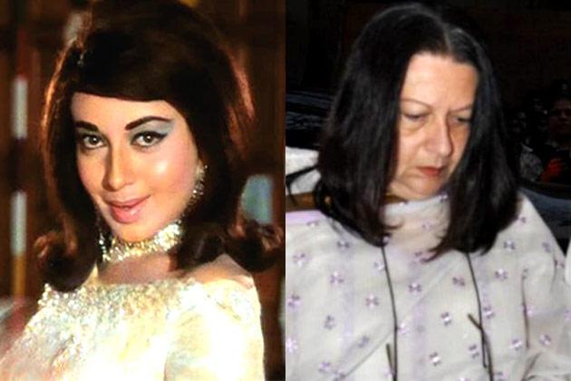 रणधीर कपूर की पत्नी और करीना कपूर की मां बबीता ने खुद को घर तक ही सीमित रखा है।