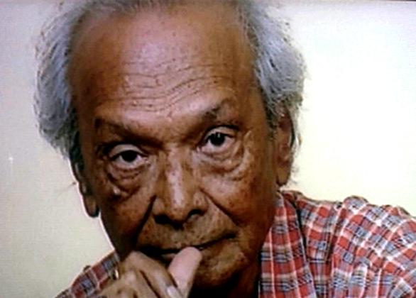 हिंदी फिल्मों के संगीत निर्देशक नौशाद अली।