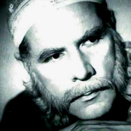फिल्म अभिनेता, निर्देशक और निर्माता सोहराब मोदी।