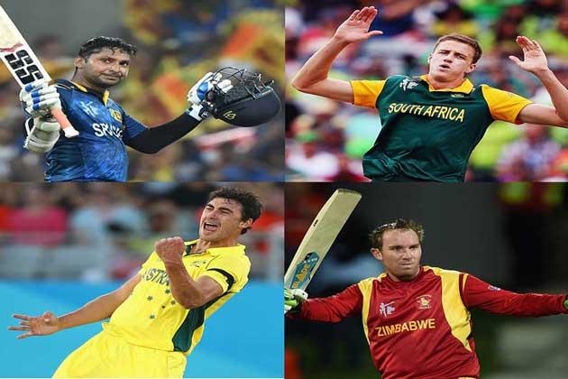 ऑस्टेलिया और न्यूजीलैंड में हो रहे आईसीसी क्रिकेट वर्ल्डकप 2015 को लेकर क्रिकेट प्रशंसक काफी उत्सुक हैं। इस वर्ल्ड कप में गेंद और बल्ले से कई नए रिकॉर्ड बन रहे हैं तो कई रिकॉर्ड टूट रहे हैं। आप देखेंगे कि अभी तक के मैचों में कौनसे खिलाड़ियों ने अपने बल्ले और गेंद से कमाल दिखाया है। आगे की स्लाइड्स में देखें वर्ल्ड कप के टॉप पांच गेंदबाज और बल्लेबाज।