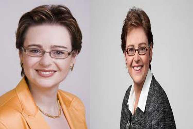 मरीना शूस्टर - 2005 से जर्मनी के संसद में हैं।