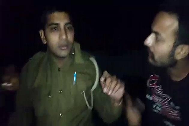 चंडीगढ़ पुलिस के एसएसपी सुखचैन सिंह गिल ने कहा कि पुलिस की ओर से मामले में कार्रवाई की जाएगी।