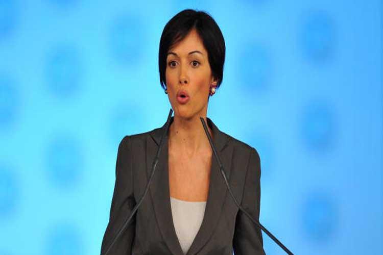 मारिया- मारिया को दुनिया के सबसे खूबसूरत मंत्रियों में से एक माना जाता है।