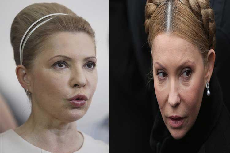 यूलिया- यूलिया यूक्रेन की पहली महिला प्रधानमंत्री रह चुकी हैं।