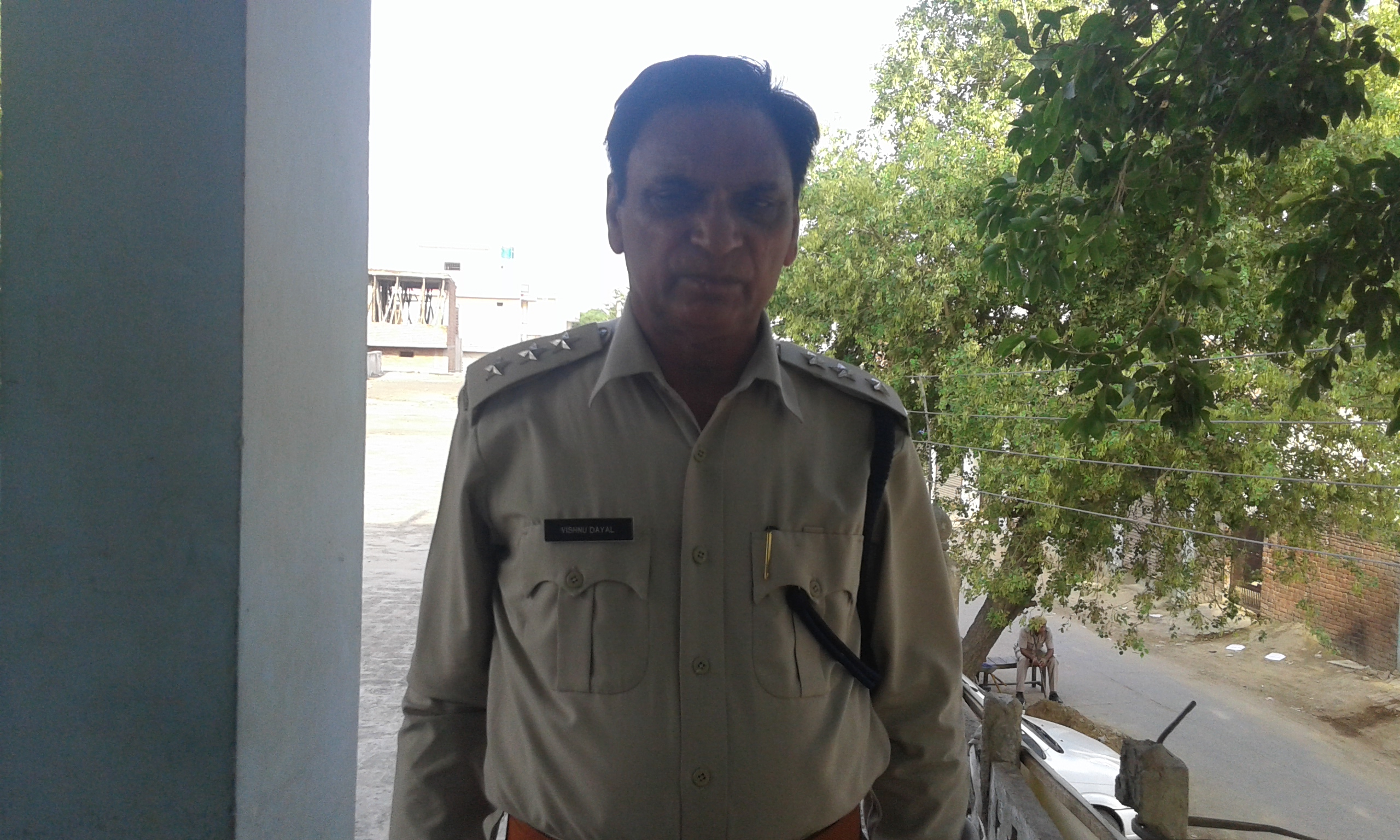 Vishnu dayal, ACP, tigaanv (1)