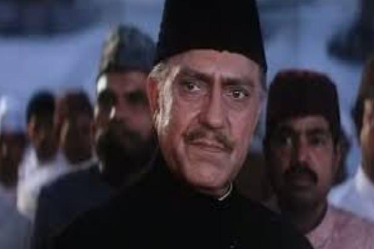 Image result for amrish puri in gadar