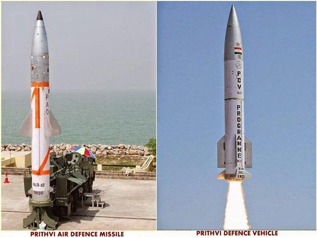 पीएडी/एएडी बैलिस्टिक मिसाइल डिफेंस सिस्टम: पृथ्वी एयर डिफेंस यानि पीएडी और एडवांस एयर डिफेंस मतलब एएडी. पाकिस्तान और चीन के किसी भी हमले को आसमान में भी ध्वस्त करने की क्षमता अब भारत के पास है, जो 5000 किमी की दूरी पर ही किसी भी मिसाइल को पकड़ लेगी और तुरंत उसे तबाह कर देगी.