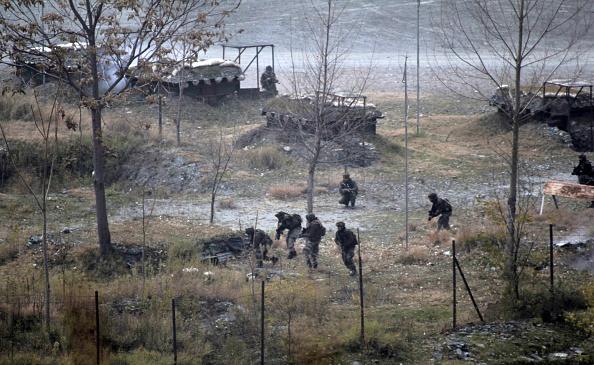 Militants Storm Indian Army Base in Uri, Kashmir