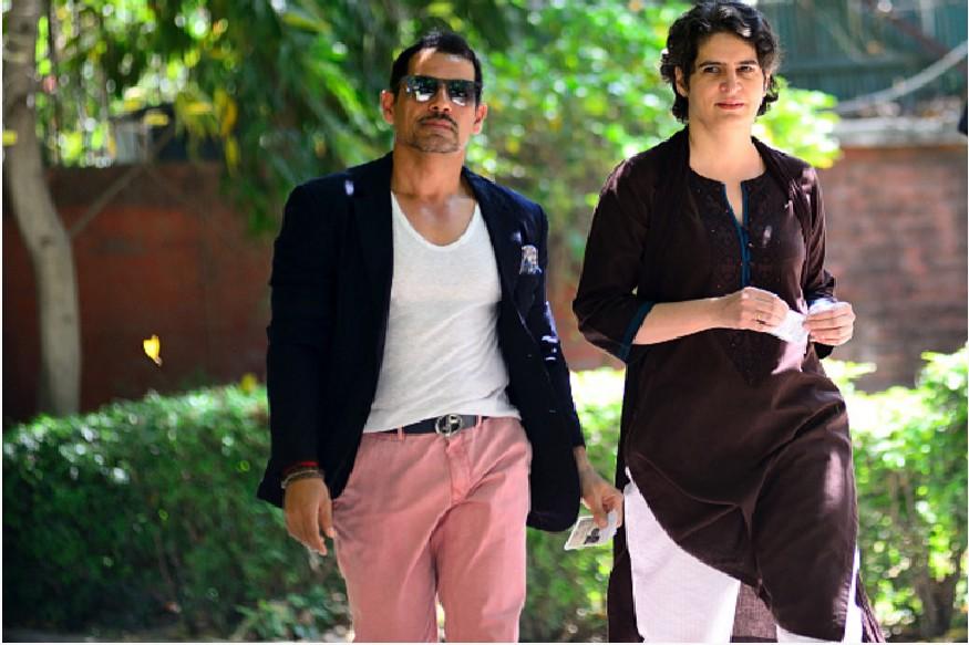 Priyanka Gandhi clarifies that my property has no link with Robert Vadra's finances